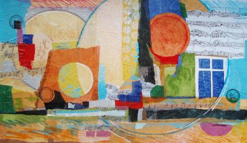 Music of the Spheres 1 (SOLD)