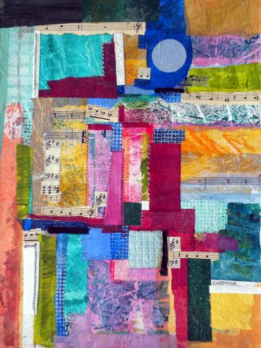 Music Quilts 1 (SOLD)